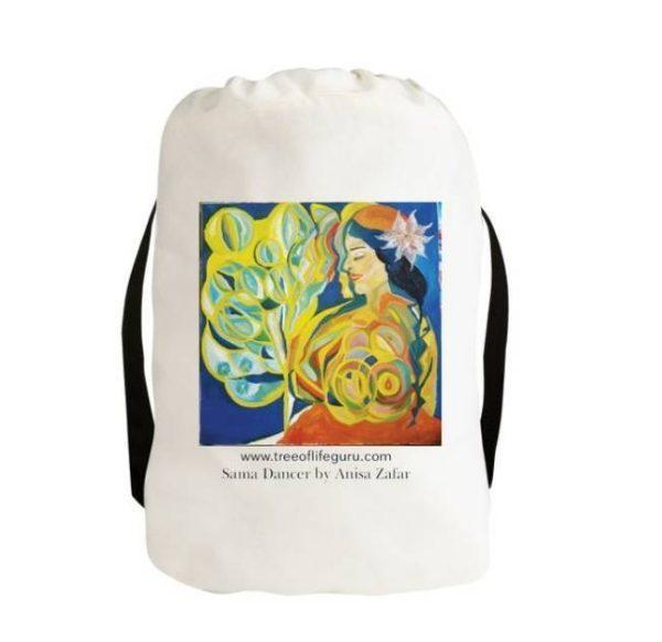 bag, sustainable - Painting, peace