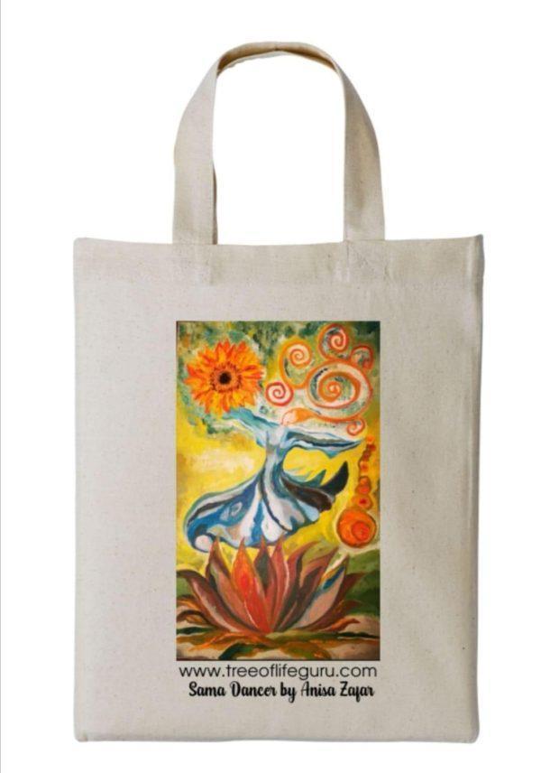 bag, sama dancer, spiritual, sustainable